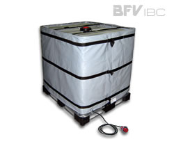 Tank-heaters for IBC/Tote tanks