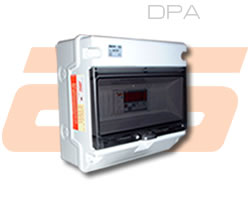 Termostato digital programable DPA