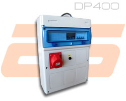 Termostato digital programable DP400